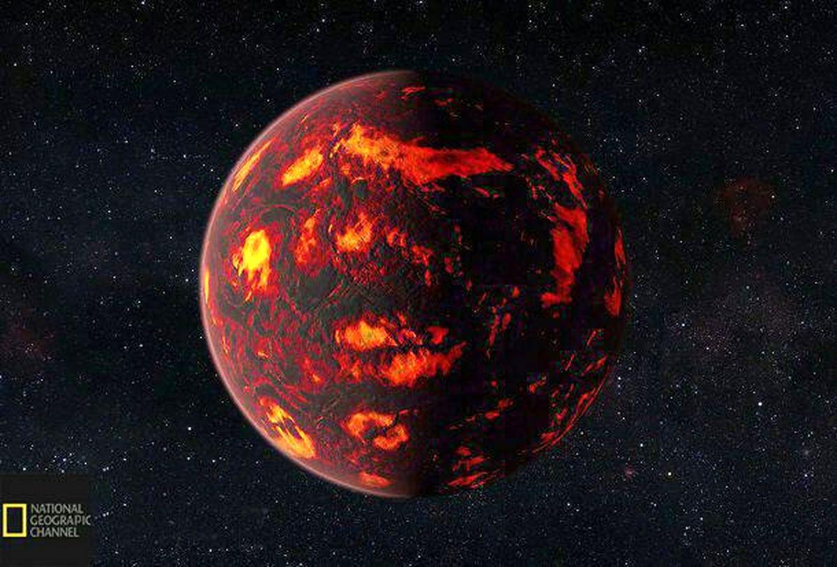 سیاره ی جهنمی!