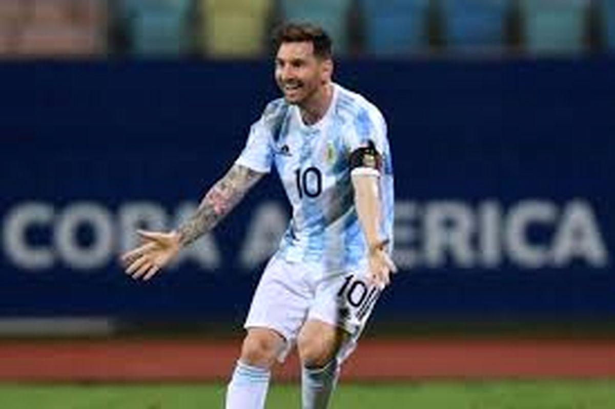 مسی با آرژانتین سرانجام قهرمان کوپا آمریکا شد