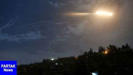حمله توپخانهای رژیم صهیونیستی به مواضعی در القنیطره سوریه