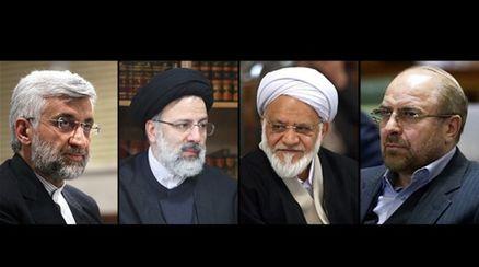 مشهدیها در صف رقابت با روحانی/ قالیباف جدی ترین گزینه