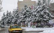 هوای آذربایجان غربی از فردا برفی میشود