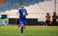مطهری: از حضور در استقلال راضیام/ هدفمان کسب سهمیه در لیگ و قهرمانی جام حذفی است