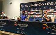 حسینی: امیدوارم با پیروزی در این بازی دل هواداران را شاد کنیم