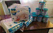 توزیع بسته های حمایتی بین کودکان کار و خانواده آنها