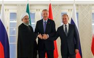 بیانیه مشترک ایران، روسیه و ترکیه پس از جلسه روسای جمهوری