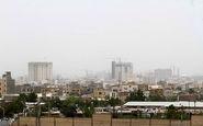 کردستان غبارآلود میشود