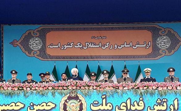ارتش نقش بسیار ارزشمندی در پیروزی انقلاب اسلامی داشت