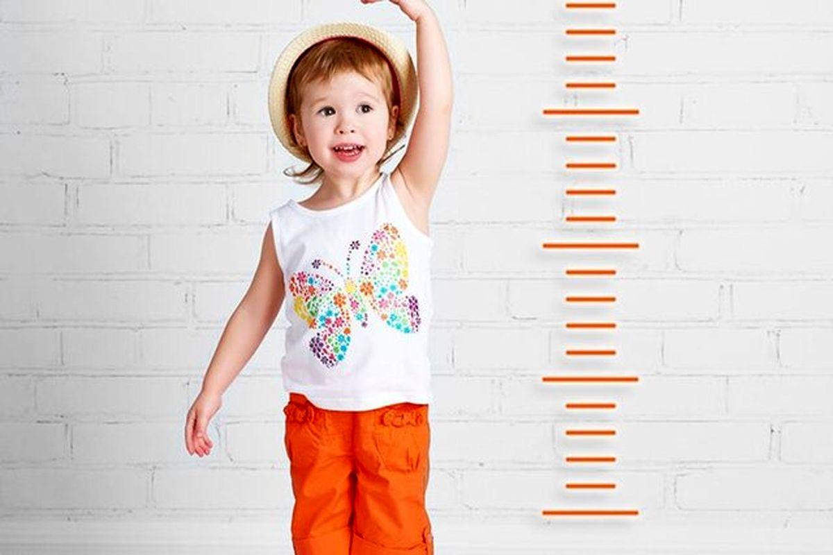 عواملی که بر قد کودکان اثر می گذارند