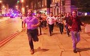 لحظه پر اضطراب فرار مردم ترکیه از زلزله+ فیلم