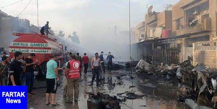 داعش مسئولیت انفجار در شهر قامشلی سوریه را برعهده گرفت