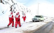 برف و کولاک در 10 استان