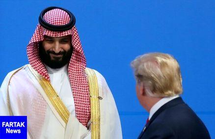 معامله تسلیحاتی ترامپ با عربستان امروز روی میز کنگره