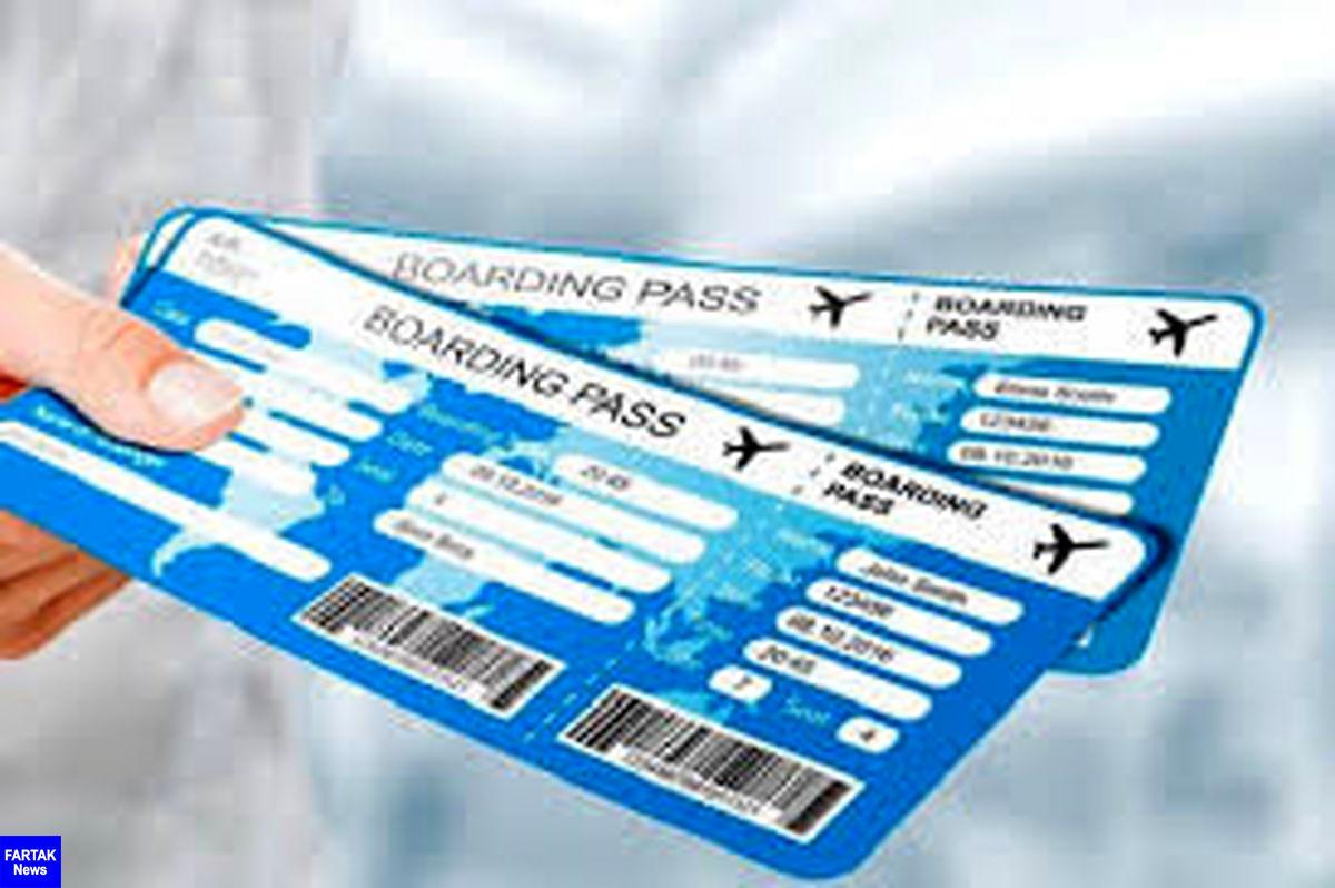 توضیحات معاون هوانوردی سازمان هواپیمایی درخصوص آخرین وضعیت قیمت بلیت هواپیما