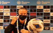 سرمربی الاهلی: به شروعی خوب در این مسابقات امیدوارم