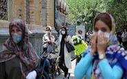 ۹ شهرستان استان تهران در وضعیت قرمز قرار دارند