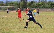 داور سرشناس در راه فوتبالیست شدن!