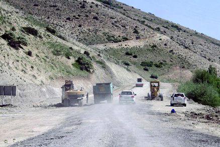 مسیر هلیلان به کرمانشاه ۴۰ کیلومتر کاهش مییابد