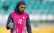تصویری بسیار دردناک و زشت از دختر فوتبالیبست ایرانی + عکس