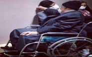 عکس دردناک این پدر و پسر اشک همه را درآورد+ عکس