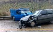 تصادف محور شیراز- فیروزآباد 12 کشته و مصدوم به جای گذاشت