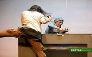 تصاویر اختصاصی از نمایش و نقد و بررسی تاتر ملکوت با حضور استاد محمدعلی حسینیان