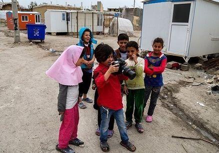 تجهیز ۳۵ کانکس مهدکودک در مناطق زلزلهزده کرمانشاه تجهیز شد