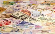 قیمت روز ارزهای دولتی ۹۸/۰۴/۰۶| نرخ ۲۵ ارز زیاد شد