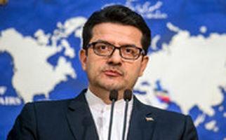 خبر مهمی که سخنگوی وزارت خارجه درباره سفر ظریف به سوئیس داد