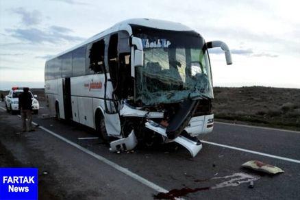 ۵ دانشجوی مجتمع آموزشی خواجه نصیر همدان در سانحه رانندگی جان باختند