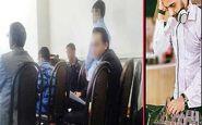خواننده زیرزمینی به جرم قتل در دادگاه تهران ! +  جزییات