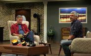 کارگردان «لحظه گرگ و میش» مهمان سروش صحت می شود