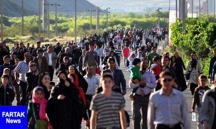 همایش پیاده روی خانوادگى در کرمانشاه برگزار می شود