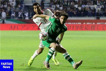 همام طارق: میخواهیم تیم ملی ایران را شکست دهیم
