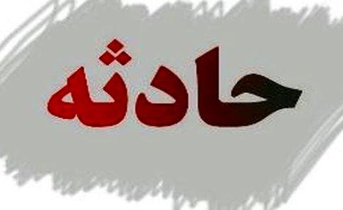 ۶ مصدوم در تصادف جاده امین آباد شهرری