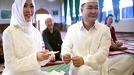 فیلمی دیدنی از مراسم ازدواج مسلمانان چین