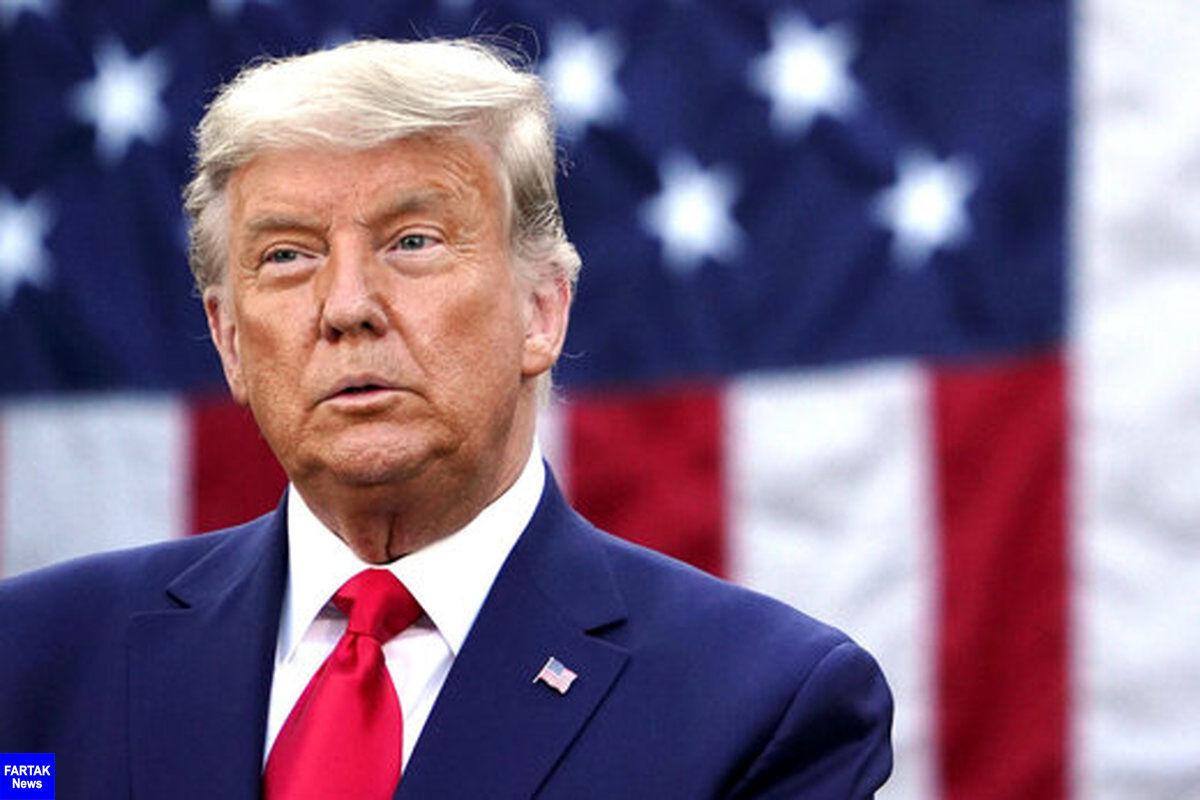 ترامپ مسدود شدن حساب توییتری سناتور پنسیلوانیا را محکوم کرد