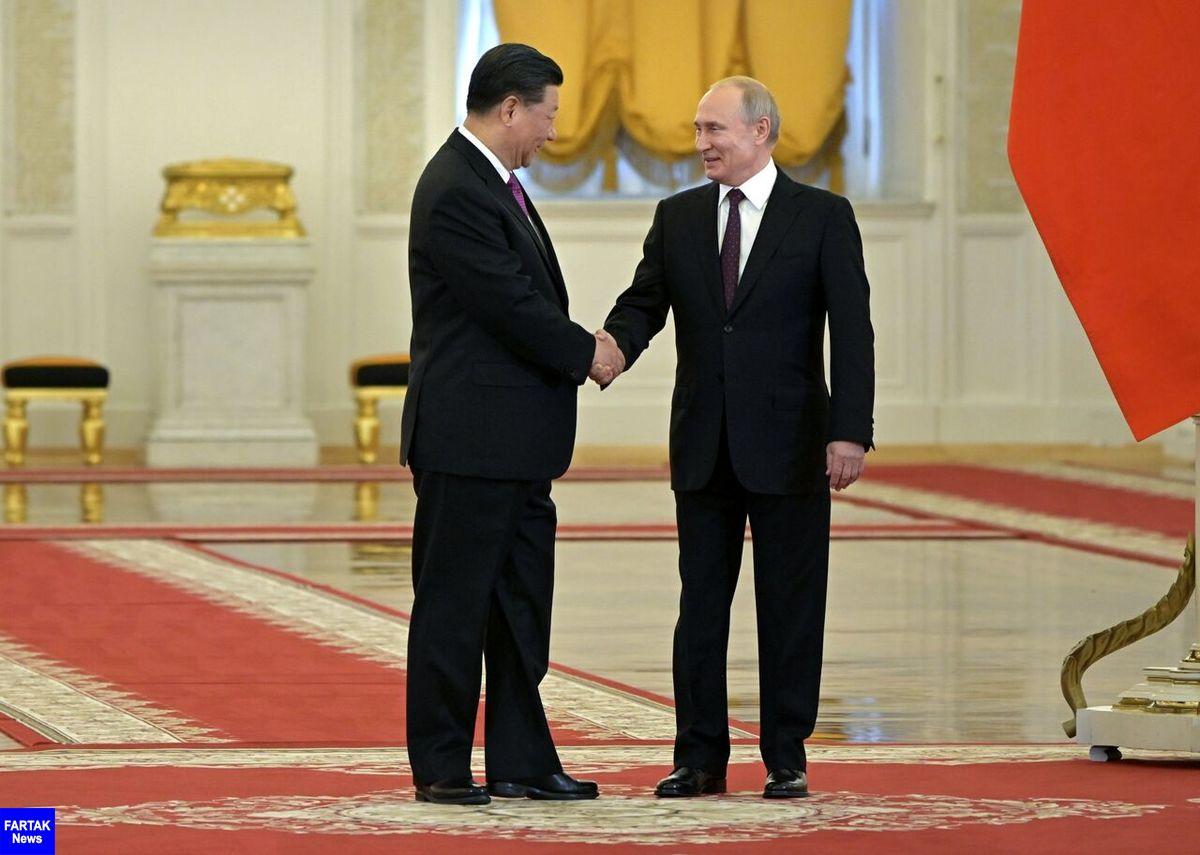 پکن: گسترش همکاری استراتژیک چین-روسیه هیچ مرزی ندارد