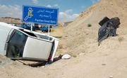 19 زخمی در 2 سانحه رانندگی در آذربایجان شرقی