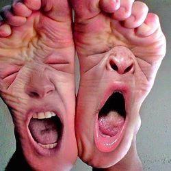 درمان سریع پا درد در خانه