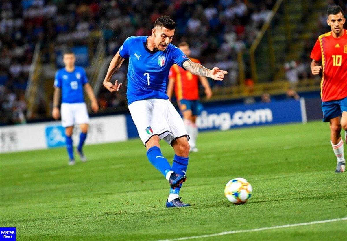 هافبک تیم ملی ایتالیا یورو ۲۰۲۰ را از دست داد