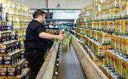 افزایش قیمت روغن نباتی در کشور  به دلیل قیمت بالای روغن خام در بازارهای جهانی است/ هجوم مردم به فروشگاه ها باعث خالی شدن قفسه ها شد
