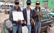 درگیری مسلحانه پلیس با دزدان هپروتی در مشهد + عکس