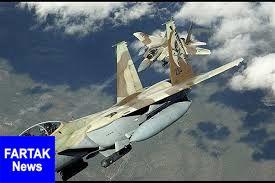 حمله جنگنده های اسرائیلی به شمال نوار غزه