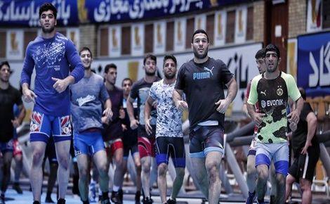 اردوی آزادکاران تعطیل شد/ آغاز مرحله جدید تمرینات تیم ملی کشتی آزاد از 16 دی ماه