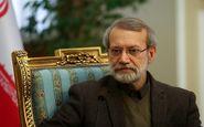 لاریجانی: حضور پرشور مردم در انتخابات باعث می شود آمریکاییها ریل خود را عوض کنند