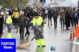 آمادگی کامل نیروهای پاکبان برای ایام تاسوعا و عاشورای حسینی