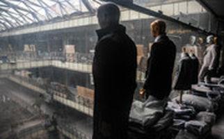 آتشسوزی بامدادی درباقیمانده واحدهای تجاری پلاسکو