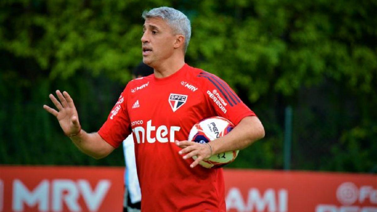 رسمی؛ هرنان کرسپو از سائوپائولو جدا شد
