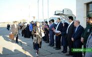 اختصاصی/ تصاویر دیدنی از استقبال مسافران نوروزی در کرمانشاه