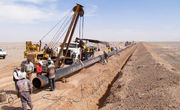 عملیات انتقال گاز به نیروگاهها و شهرکهای صنعتی جزیره کیش